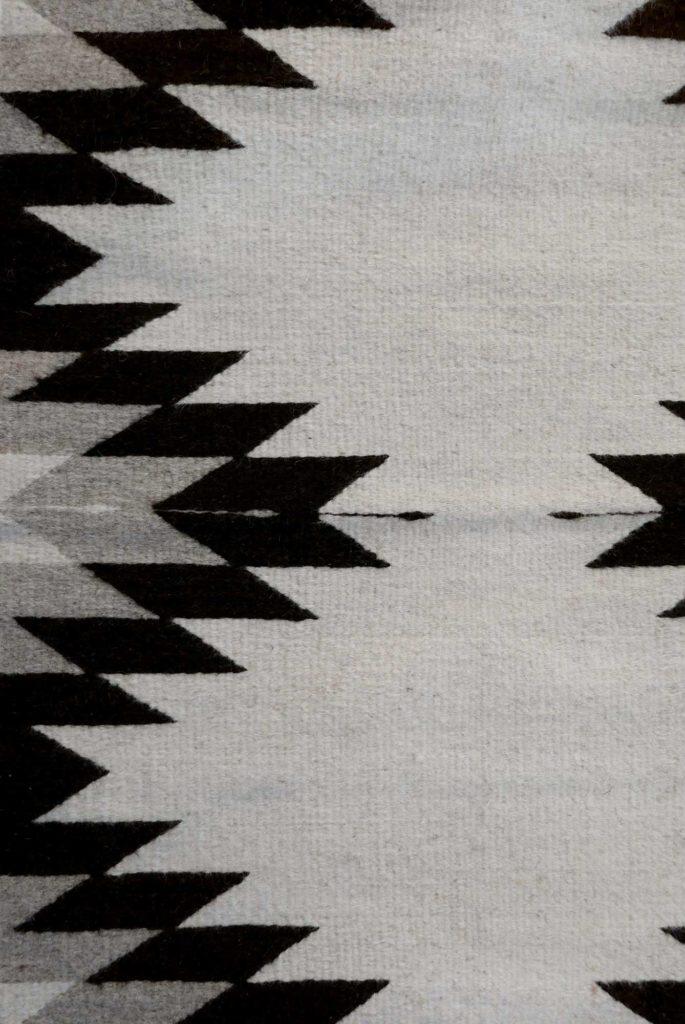 Handmade Mono Zapotec Mexican Rug- www.nidocollective.com #mexicanrug #zapotecrug #teotitlandelvalle