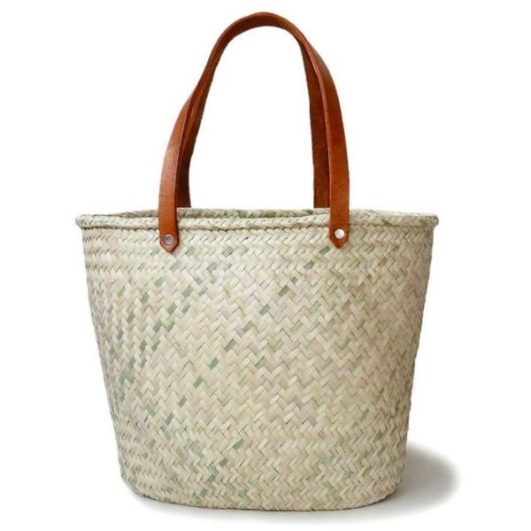 Basket Bag - www.nidocollective.com - #basketbag #sustainableaccessories