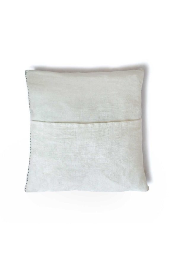 Mexican Grey San Andres Cushion