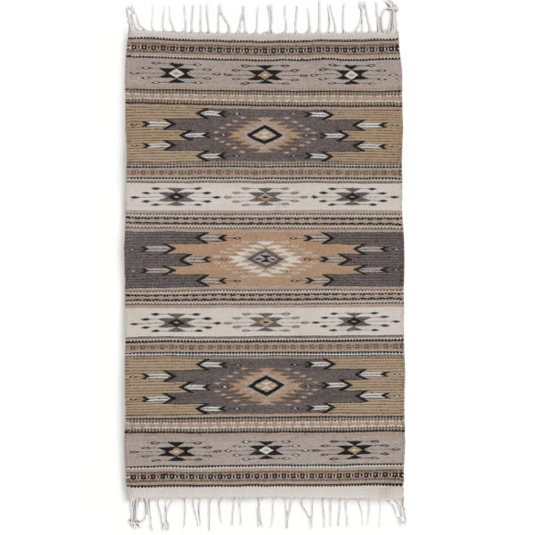 Authentic Mexican Rugs - www.nidocollective.com #mexicanrugs #zapotecrug #teotitlandelvalle