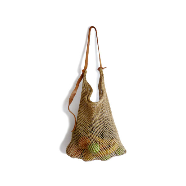 Sand Maguey Net Bag - www.nidocollective.com #magueybag #maguey #netbag #mexicanbag
