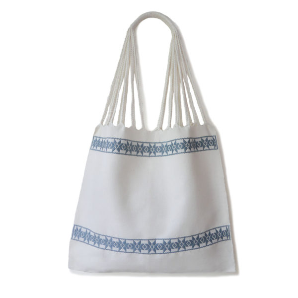 Diaz Beach Bag - www.nidocollective.com #beachbag #ethicalaccessories #musthavebeachbag