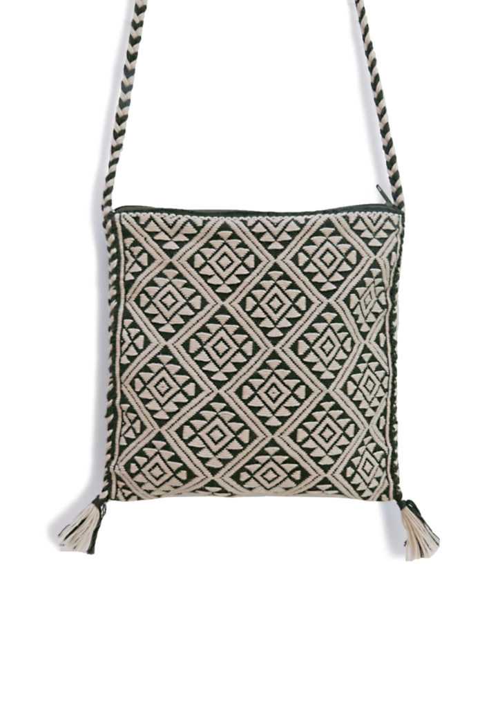 Festival Cross Body Bag - www.nidocollective.com #festivalcrossbodybag #ethicalaccessories #musthavecrossbodybag