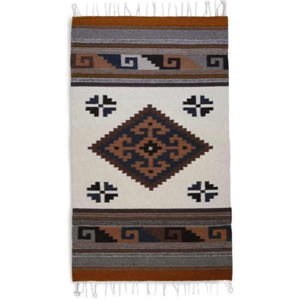 Mitla Rug - www.nidocollective.com #mexicanrug #zapotecrug #teotitlandelvalle